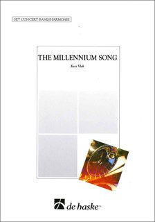 The Millennium Song - Partitur