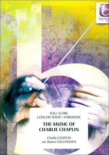 The Music of Charlie Chaplin - Partitur