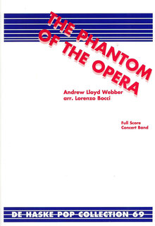 The Phantom of the Opera - Set (Partitur + Stimmen)