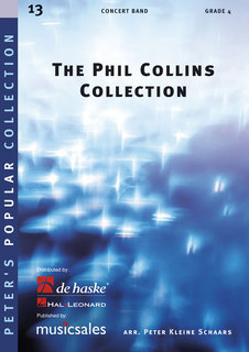 The Phil Collins Collection - Set (Partitur + Stimmen)