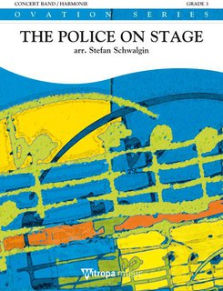 The Police on Stage - Partitur