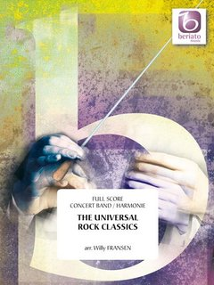 The Universal Rock Classics - Partitur