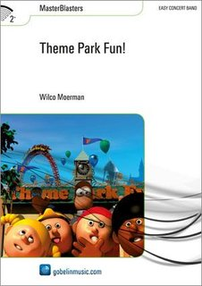 Theme Park Fun! - Partitur