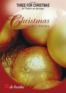 Three for Christmas - Partitur