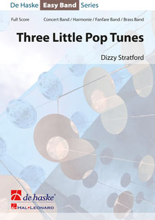 Three Little Pop Tunes - Set (Partitur + Stimmen)