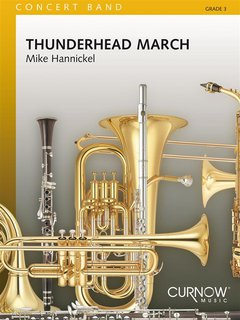 Thunderhead March - Partitur