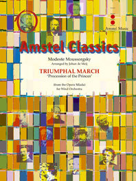 Triumphal March - Set (Partitur + Stimmen)