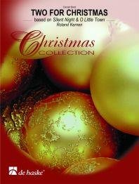 Two for Christmas - Set (Partitur + Stimmen)