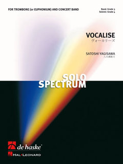 Vocalise - Set (Partitur + Stimmen)