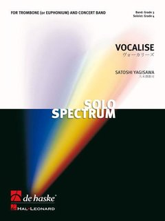 Vocalise - Partitur