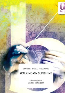 Walking on Sunshine - Set (Partitur + Stimmen)