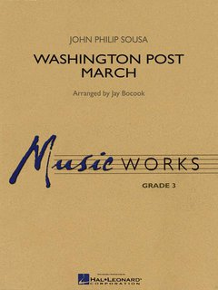 Washington Post March - Partitur