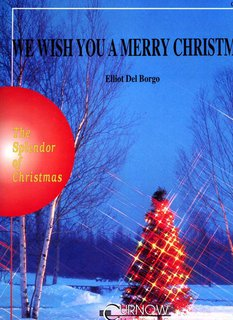We Wish You A Merry Christmas - Set (Partitur + Stimmen)