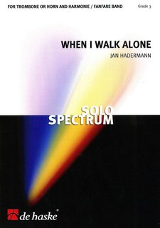 When I Walk Alone - Set (Partitur + Stimmen)