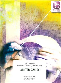 Winter Games - Partitur
