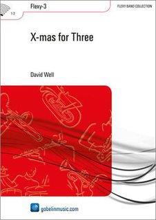 X-mas for Three - Partitur