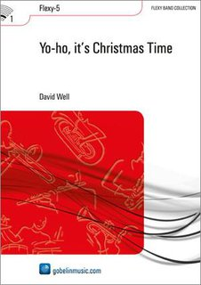 Yo-ho, its Christmas Time - Set (Partitur + Stimmen)