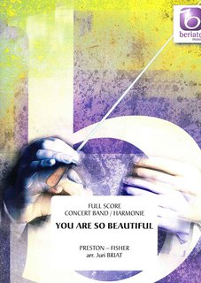 You Are so Beautiful - Partitur