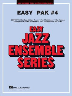 Easy Jazz Ensemble Pak 4