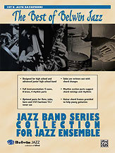 Best Of Belwin Jazz: Jazz Band Collection