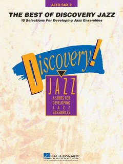 The Best of Discovery Jazz - Alto Sax. 2
