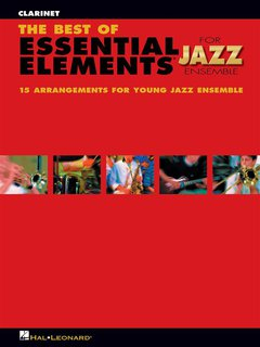 The Best of ESSENTIAL ELEMENTS for Jazz Ensemble - Klarinette