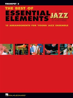 The Best of ESSENTIAL ELEMENTS for Jazz Ensemble - Trompete 3