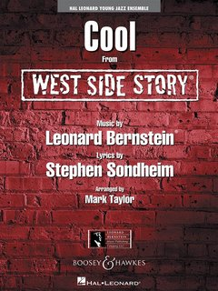Cool (from West Side Story) - Partitur
