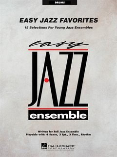 Easy Jazz Favorites - Baritone Sax