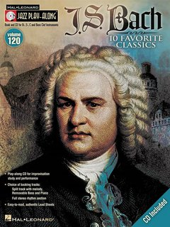 Jazz Play-Along Volume 120: J.S. Bach