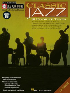 Hal Leonard Jazz Play Along: Classic Jazz