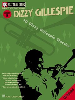 Hal Leonard Jazz Play Along: Dizzy Gillespie