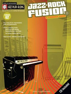 Hal Leonard Jazz Play Along: Jazz-Rock Fusion