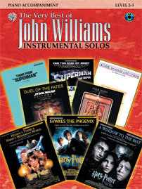 The Very Best of John Williams - Piano Acc. (Instrumental)