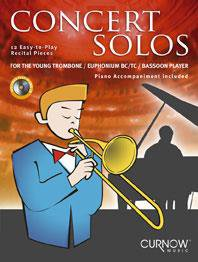 Concert Solos for the Young Trombone Player