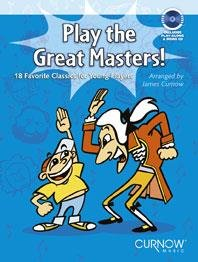 Play the Great Masters - Fagott/Posaune/Euphonium (BC/TC)