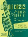 Ensemble Classics for Brass Quartet - Book 2