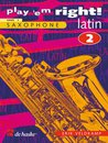 Play em Right! - Latin 2 - Alt-/Tenorsaxophon