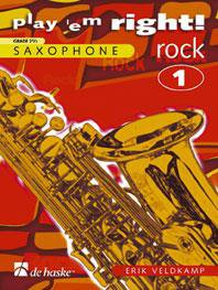 Play em Right! - Rock 1 - Alt-/Tenorsaxophon