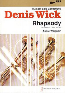 Rhapsody for Flugelhorn and Piano