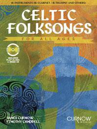 Celtic Folksongs for All Ages - Clarinet/Trumpet/Saxophone Ten...