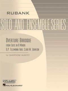 Overture Baroque (from Suite in A Minor)