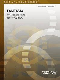 Fantasia for Tuba and Piano