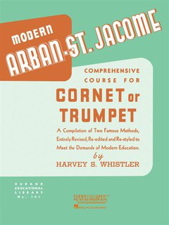 Arban-St Jacome Method for Cornet or Trumpet
