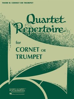 Quartet Repertoire for Cornet or Trumpet - 3. Trompete/Cornet