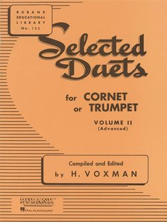 Selected Duets for Cornet or Trumpet