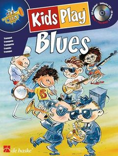 Kids Play Blues - Sopran-/Tenorsaxophon