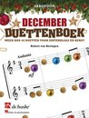December Duettenboek - saxofoon
