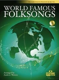 World Famous Folksongs - Posaune/Euphonium (BC/TC)