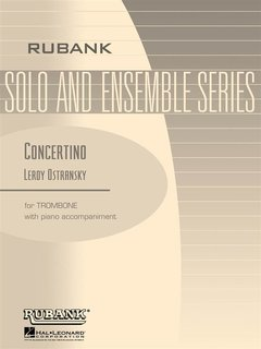 Concertino for Trombone and Piano